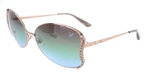 Swarovski Damen Sk0045 34F-63-17-135 Sonnenbrille, Gold, 63