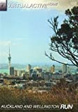Virtual Active Auckland and Wellington Run DVD - Region 0 Worldwide by Johnny Pearman