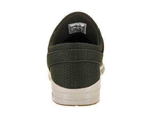 Nike Unisex-Erwachsene Stefan Janoski Max 631303-302 Sneaker Grün (Sequoia/grey 631303-302)
