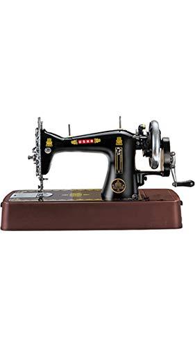 Usha Bandhan Straight Stitch Composite Sewing Machine (Black)