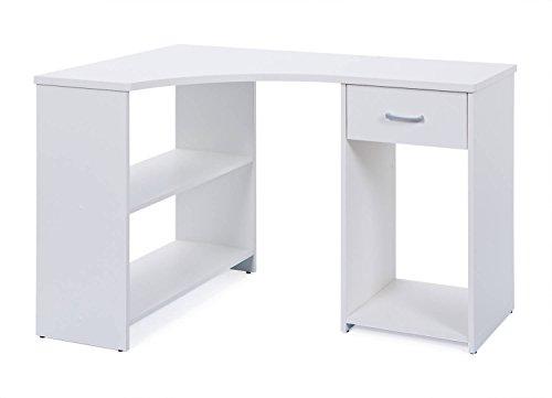 Links-13300220-Grossi-Eck-Schreibtisch-mit-1-Schublade-Holz-wei-118-x-79-x-75-cm