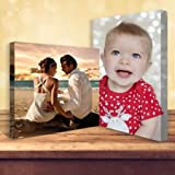 StickersWall Personalised A4 Photo on Canvas