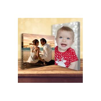 """Personalised Photo on Canvas Print A3 16/"""" x 12/"""" Your Picture with UV Protection"""