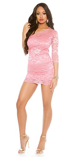 In-Stylefashion - Robe - Femme Rose Rose Rose - Corail