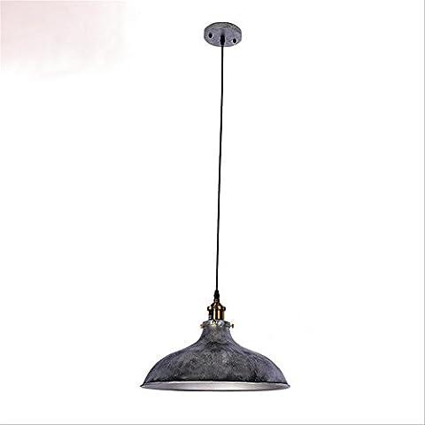Xh&Yh Industrial Vintage Pendant Light Shade Rétro éclairage de plafond