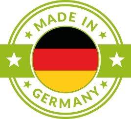 4betterdays Wiedehopfhaue oval mit 110 cm Eschenstiel Handgemacht in Deutschland KWF geprüft inkl. gratis Schleifstein