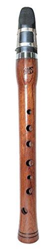 Chalumeau (Pocket-Klarinette) von Sans Luthier, Echtholz