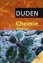 Duden Chemie - Sekundarstufe I: Gesamtband - Schülerbuch mit CD-ROM