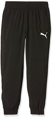 PUMA Kinder Hose ESS No.1 Woven Pants cl Black, 164