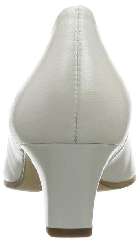 GaborGabor - Scarpe chiuse Donna Bianco (Weiß (off-white+Absatz))
