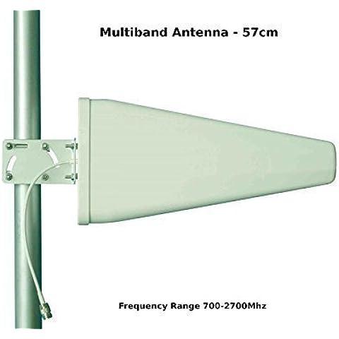 Huawei Antenna Mobile Bandalarga 18dbi Yagi LOG SMA B260A B260 B683 B970B E5172 B593 B661