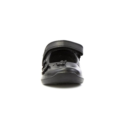 Buckle My Shoe , Mocassins pour fille Noir