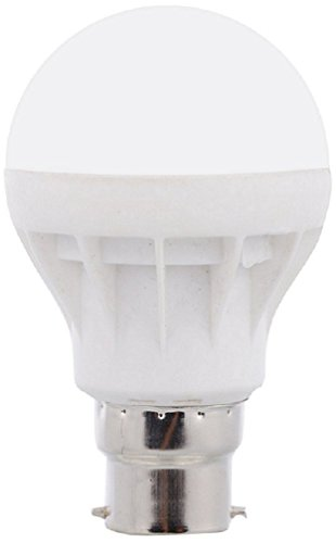 E-Ware Base B22 12-Watt LED Bulb (Pack of 1, Cool Day Light)  available at amazon for Rs.99