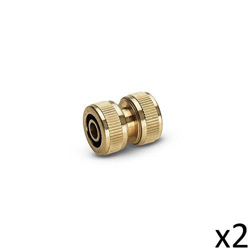 Karcher Kit de 2 Raccords réparateur Laiton 13-15mm - 2.645-102.0