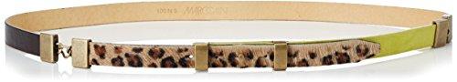 Marc Cain Collections GC G1.03 L85, Cintura Donna, Grün (Bamboo 517), 90