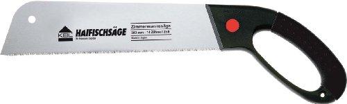 KEIL 100 112 312 Japanische Haifischsäge - Zimmermannsäge 300 mm - 14 Zähne/Zoll