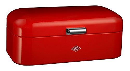 wesco-grandy-panera-de-acero-con-recubrimiento-electrostatico-color-rojo