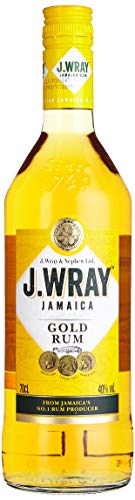 J.Wray Jamaica Rum Gold (1 x 0.7 l)