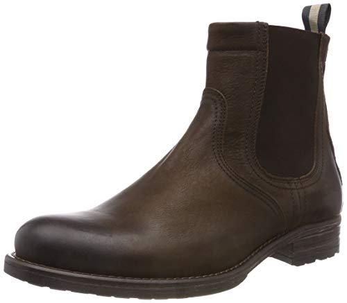 Marc O'Polo Herren Chelsea Boots, Braun (Mocca 770), 42 EU