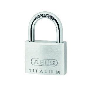ABUS Titalium -Vorhängeschloss 64TI/20, 569470