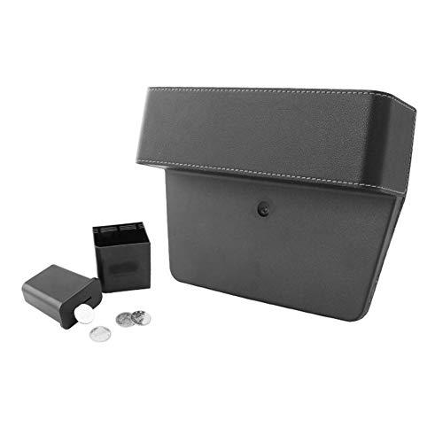 Car Seat Gap Storage Box Cup Phone Holder Auto Car Organizer Coin Holding (Cup Holder Car Organizer)