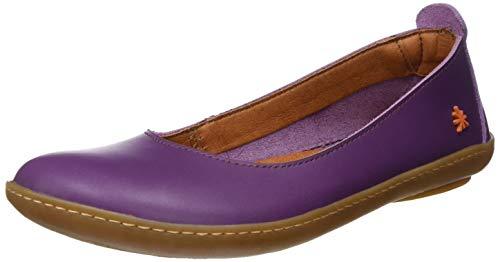 art Damen 1297 Becerro Kio Geschlossene Ballerinas, Violett (Violet Violet), 38 EU