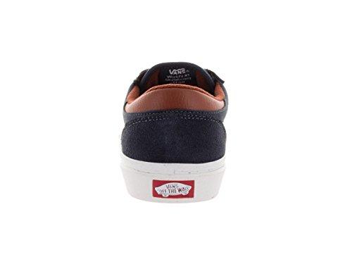 Vans M Gilbert Crockett P, Sneaker uomo Navy/white Leather