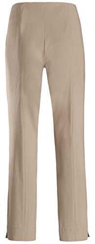 Stelo Mann - Ina - 740 - Pantaloni stretch da uomo in colori moda camel light