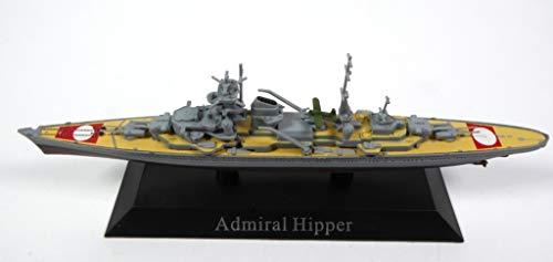 Unbekannt Admiral Hipper 1937 Heavy Cruiser 1/1250 WS16 -