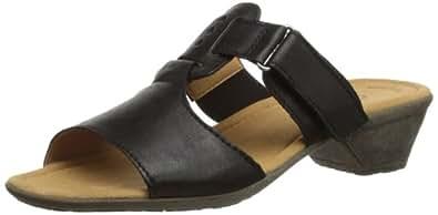 Gabor  Thorntree L,  Damen Sandalen , Schwarz - schwarz - Größe: 38 EU