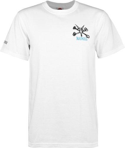 Powell Peralta Rat Bones T-Shirt weiß