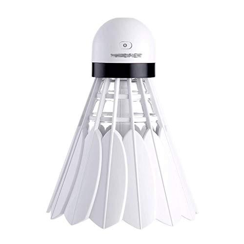 JYDQT Tragbare Badminton Ultraschall-Luftbefeuchter mit On/OffLights, beweglichem Nebel-Luftbefeuchter for Haus, Auto, Büro, Schlafzimmer, Babyzimmer, Außen (Color : A)
