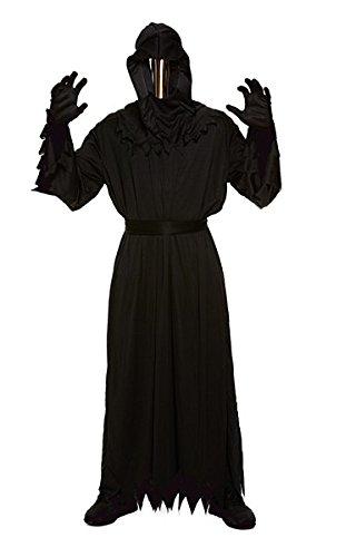 EATH W/GESPIEGELT MASKE (Outlet-halloween-kostüme)