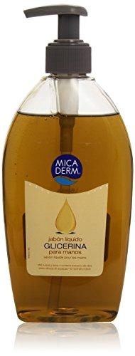 Mica Derm Jabón Líquido Manos Glicerina - 0,5 l