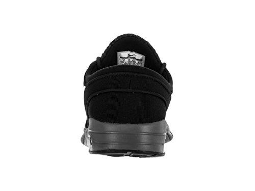 Nike Stefan Janoski Max, Chaussures de Skateboard Homme Noir (Noir / Blanc-Gris Foncé-Blanc)