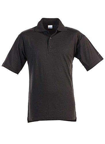 ODEM® Herren Kurzarm Polo Shirt aus TENCEL® Schwarz -eppics-project.eu f35c5ffc7d