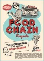 Food Chain Magnate - Splotter Spellen - Deutsch/Englisch -