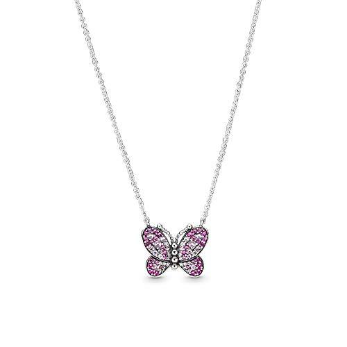 Pandora collana con ciondolo donna argento - 397931nccmx-50