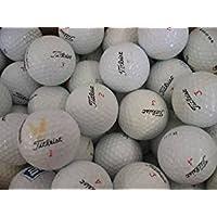 100 Assorted Titleist Grade AA/B Golf Balls - Lakeballs