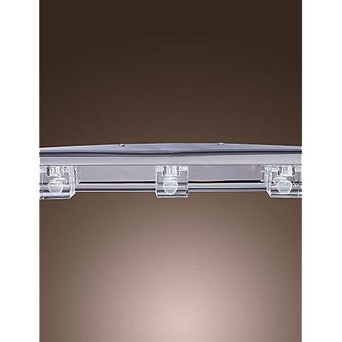 contemporáneos de cristal luces de acento de la pared con 3 diseño de luces cúbicos