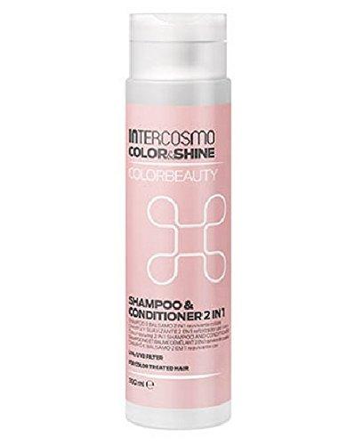 Intercosmo, Color&Shine Colorbeauty Shampoo & Conditioner 300