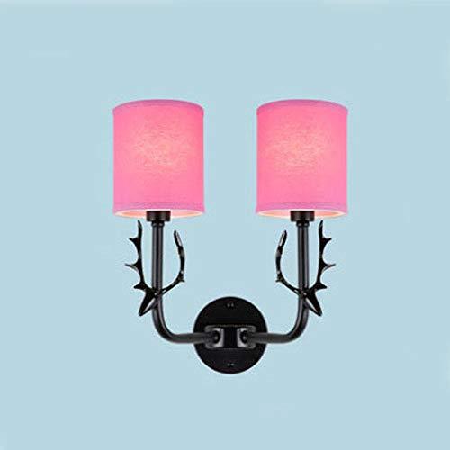 Lampe Murale Maison Moderne Restaurant Simple Hôtel Créatif Éclairage Mural Salle De Bains Cuisine Salon Chambre Coiffeuse Éclairage Double