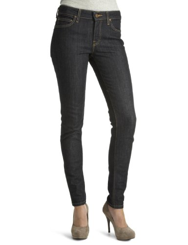 Lee - Jeans skinny fit, donna Blu (Imperial Rinsed) 44 IT (30W/33L)