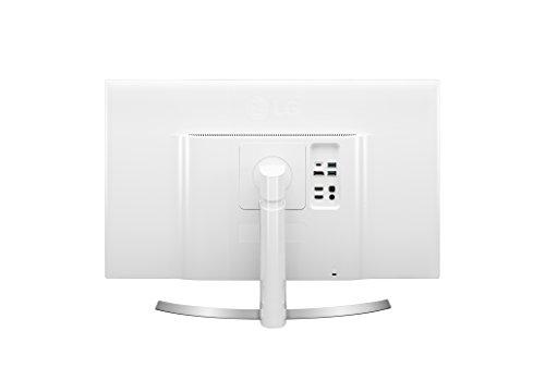 LG 27UD88 27 Inch 4K UHD IPS Infinity showcase Monitor 3840x2160 2x HDMI DP USB C Height Adjust White Products