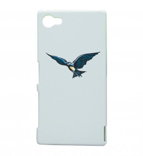 Smartphone Case uccello vola sopra le Arie per Apple Iphone 4/4S, 5/5S, 5C, 6/6S, 7& Samsung Galaxy S4, S5, S6, S6Edge, S7, S7Edge Huawei HTC-Divertimento Motiv di culto Idea Reg