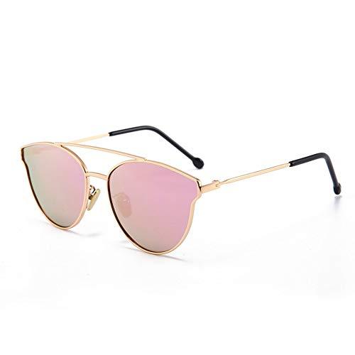 DING-GLASSES Gläser Polarisiertes licht Sonnenbrille Sonnencreme uv400 tac Metall vollformat Kinder Kinder Klassische Mode (Color : 3)