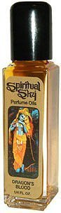 Spiritual Sky Oil Dragon's Blood - Spiritual Sky Scented Oil - 1/4 Ounce Bottle by Spirtual Sky (Skin Fake Make-up)