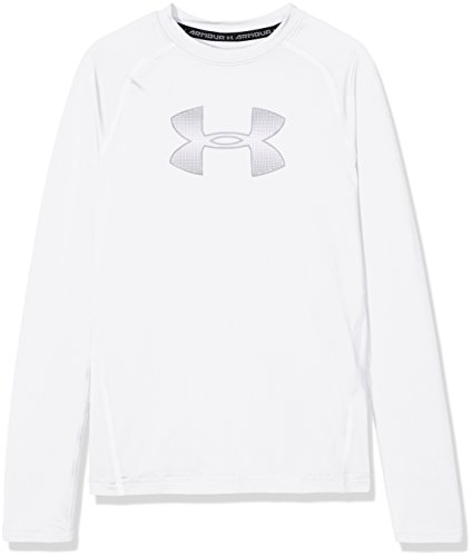 Under Armour Boys' Ls Long-Sleeve Shirt