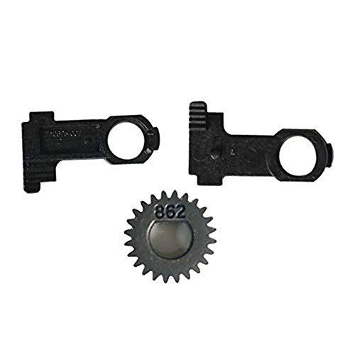105934-059 Kugellager und Getriebe kompatibel für Zebra GK420D GX420D GK430D GX430D ZP450 ZP500 ZP505 ZP550 105934-034 Tellerwalze Thermoetikettendrucker -