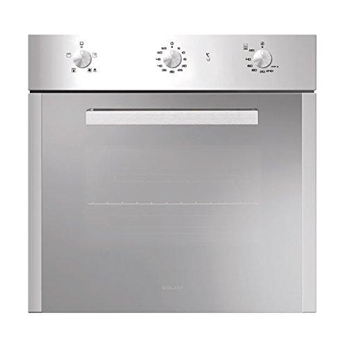 Glem GFSV21IX Forno elettrico, Forno a gas naturale 63L A Acciaio inossidabile forno